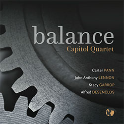 Album cover for Balance