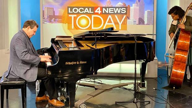 Bruce Barth, piano image