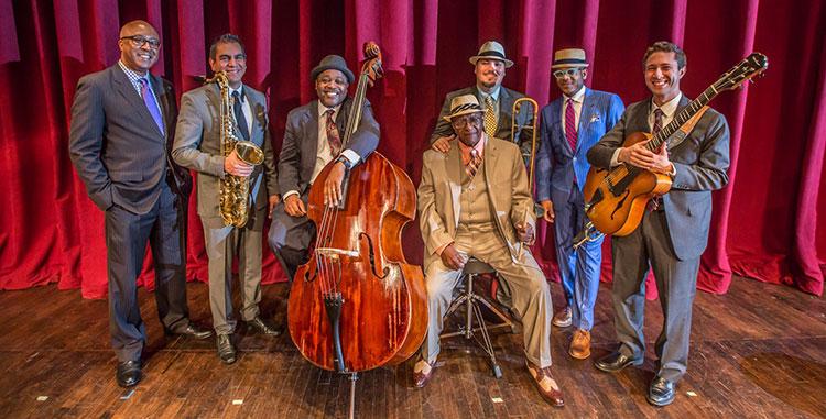 Photo MSU Professors of Jazz.