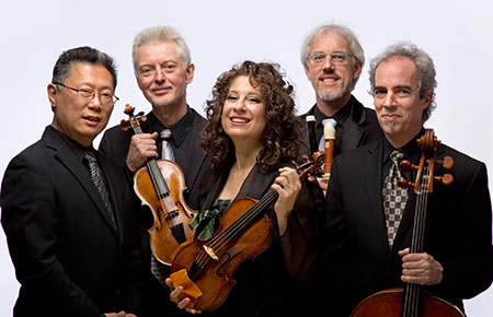 ensemble photo: REBEL early music of the Baroque era