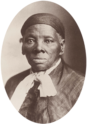 Harriet Tubman, 1822–1913, was an American abolitionist and political activist. Born into slavery, Tubman escaped and subsequently made some 13 missions to rescue approximately 70 enslaved people using the network known as the Underground Railroad.