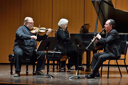 Chamber Music Musicians