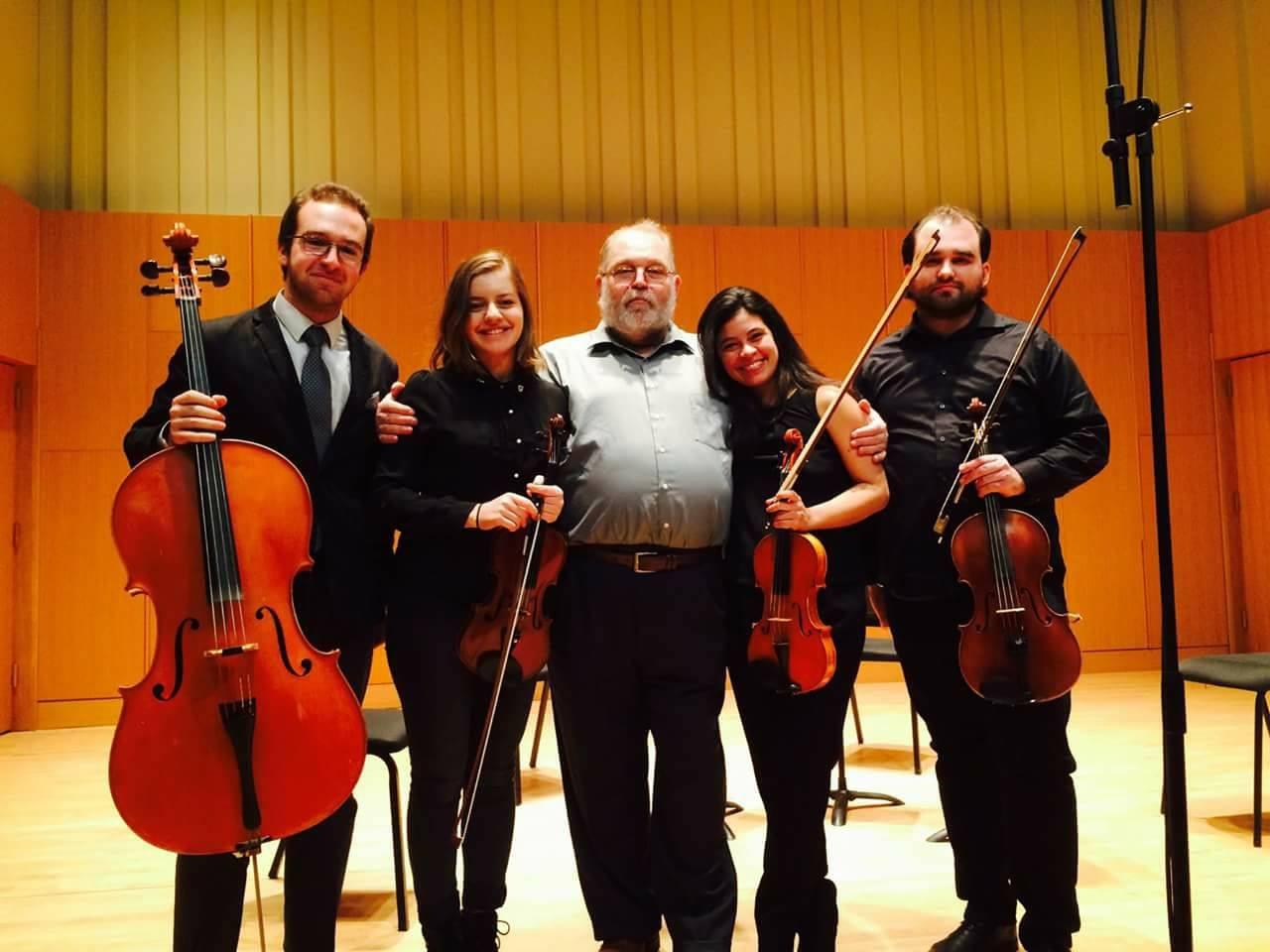 Yuri Gandelsman, viola, with Iberis String Quartet | MSU College of