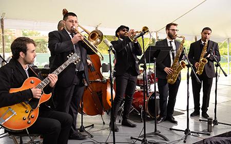 Photo of Jazz Octet