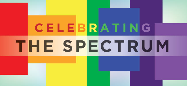 Celebrating the Spectrum. A Festival of Music and Life. image