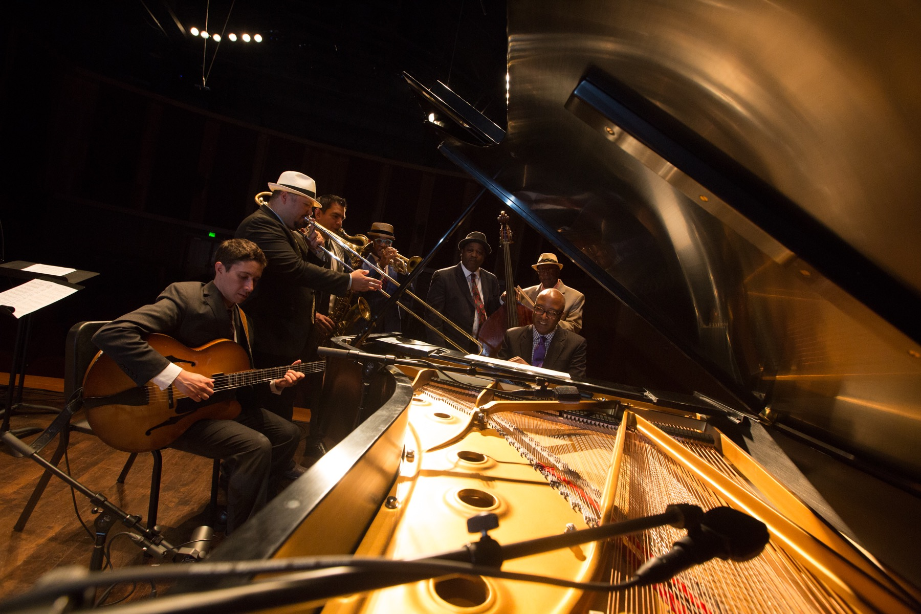 MSU Professors of Jazz   MSU College of Music