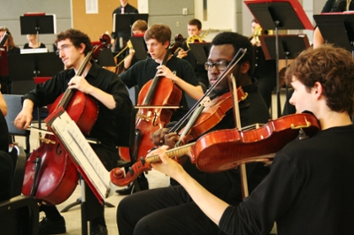 Photo of String Orchestra