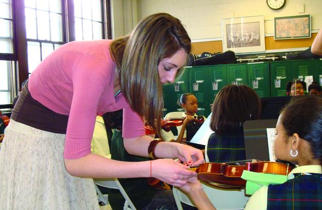 Music Education Area