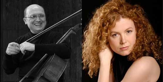 Photo of Suren Bagratuni and Margarita Shevchenko