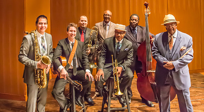 Photo of Professors of Jazz