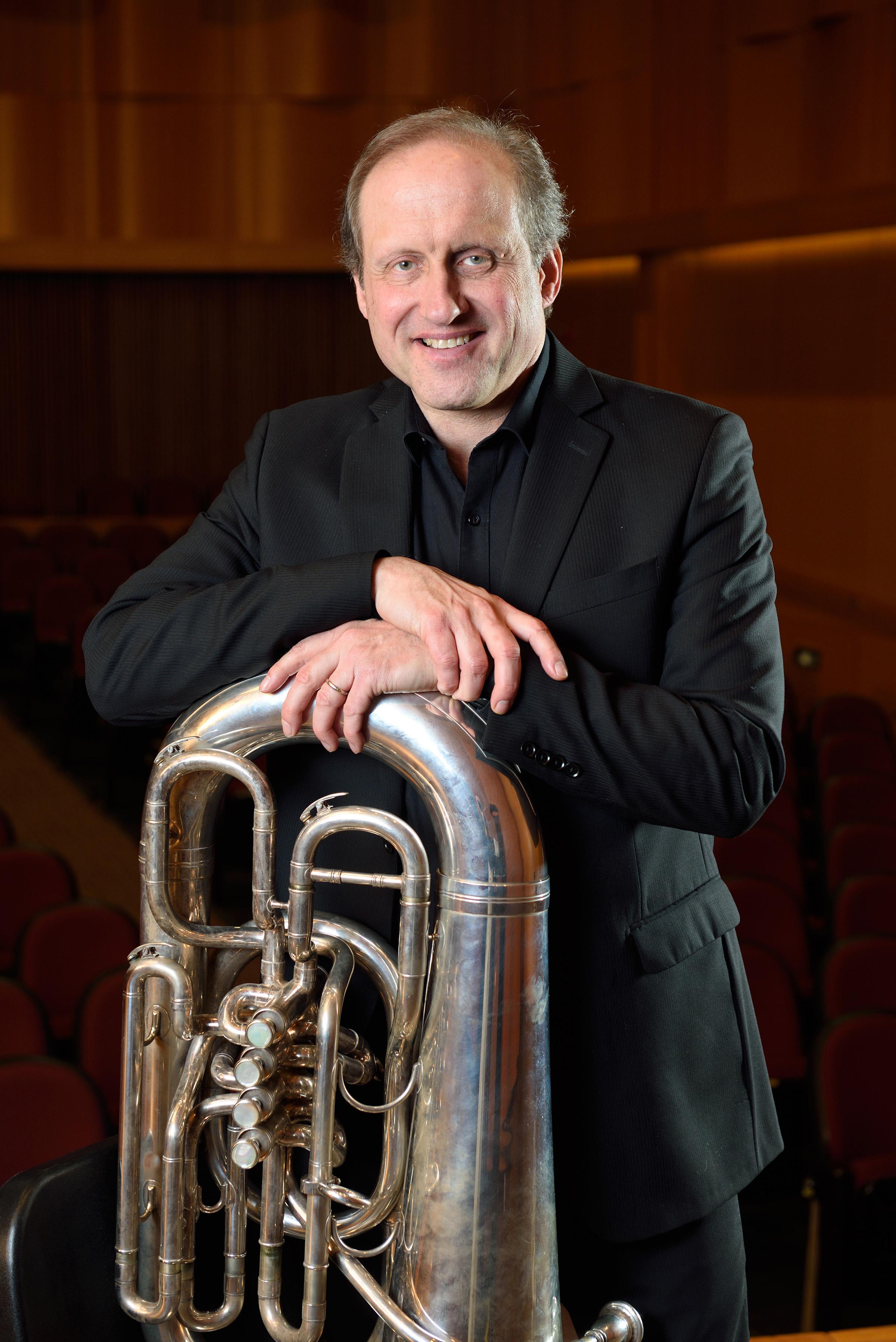 Philip Sinder | MSU Music Faculty | MSU College of Music