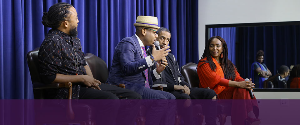 Jazz faculty shares influences of Caribbean music with the nation