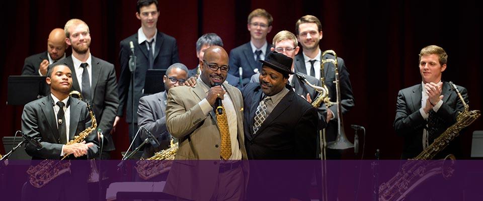 MSUFCU Jazz Artist<br>in Residence, Christian McBride…