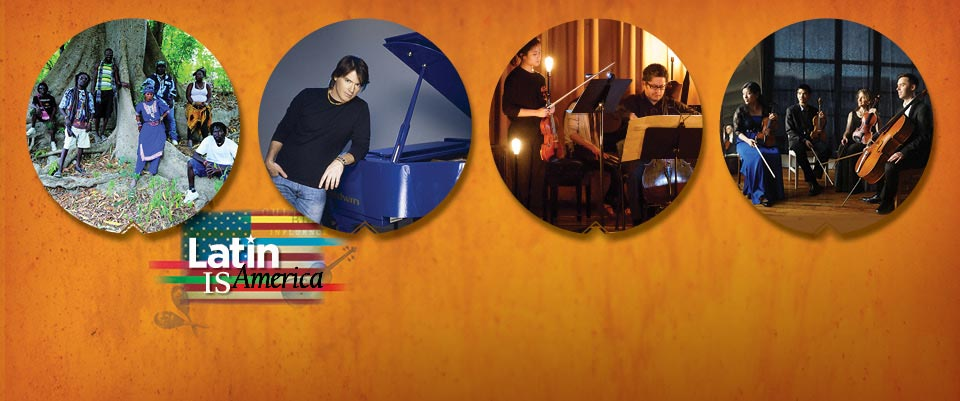 Extraordinary lineup of Latin<br>American artists comes to MSU