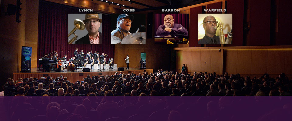 Announcing the 2015-2016<br>MSUFCU Jazz Artists in Residence