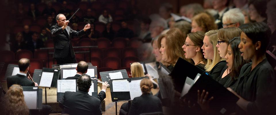 "A year's end masterpiece,<br>the ""Carmina Burana"" cantata"