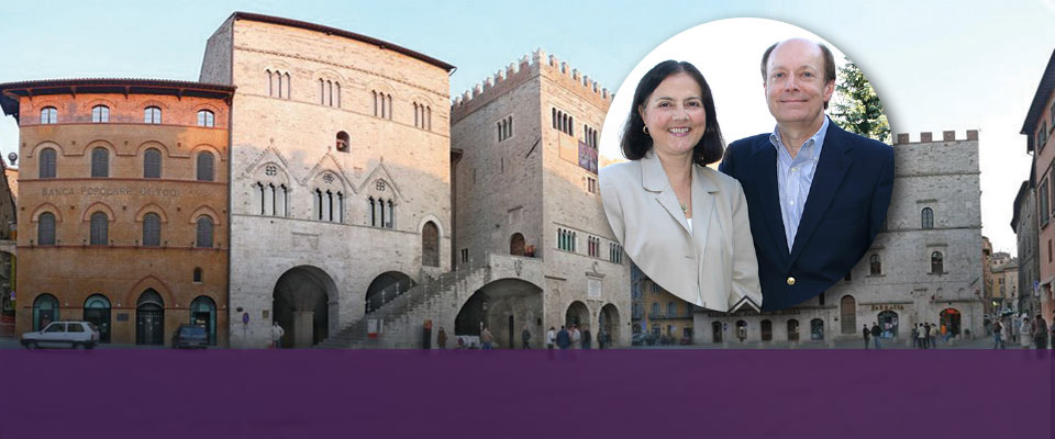 New scholarship supports<br>studies in Todi, Italy