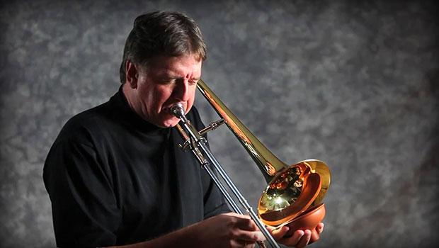 Conrad Herwig, jazz trombone, Mar. 20- 26, 2017 image