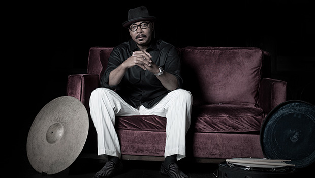 Harvey Mason, jazz drums, Dec. 4–10, 2017 image