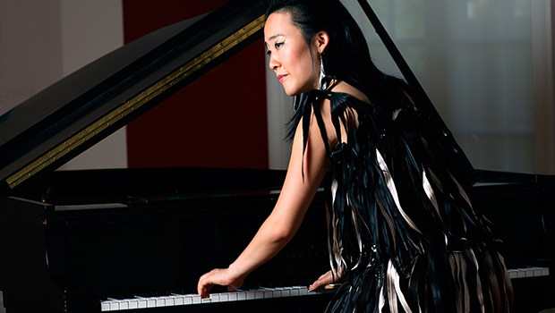 Helen Sung, jazz piano, Feb. 5–11, 2018  image