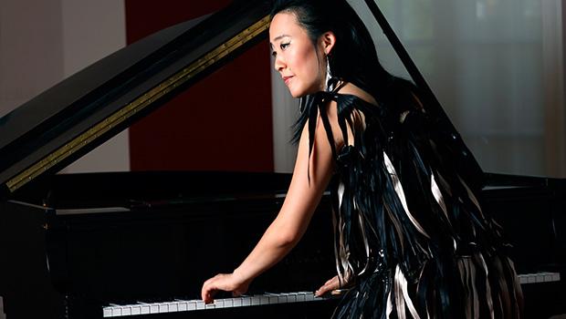 Helen Sung, jazz piano, Feb. 5–11, 2018  image
