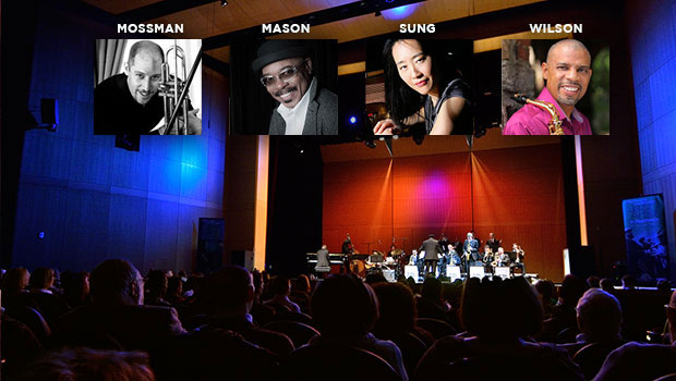Announcing the 2017-2018 Jazz Artists in Residence image