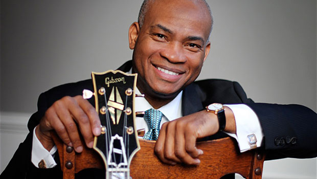 Russell Malone, jazz guitar, Oct. 10–16, 2016 image