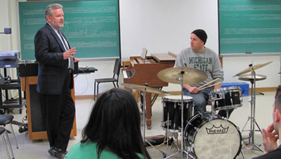 Announcing MSUFCU Jazz Artists in Residence, 2014/15