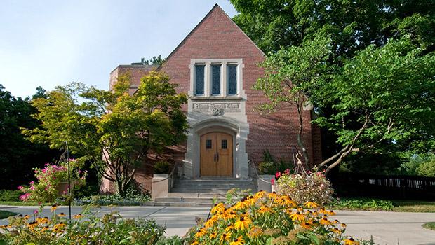 MSU Alumni Memorial Chapel  image