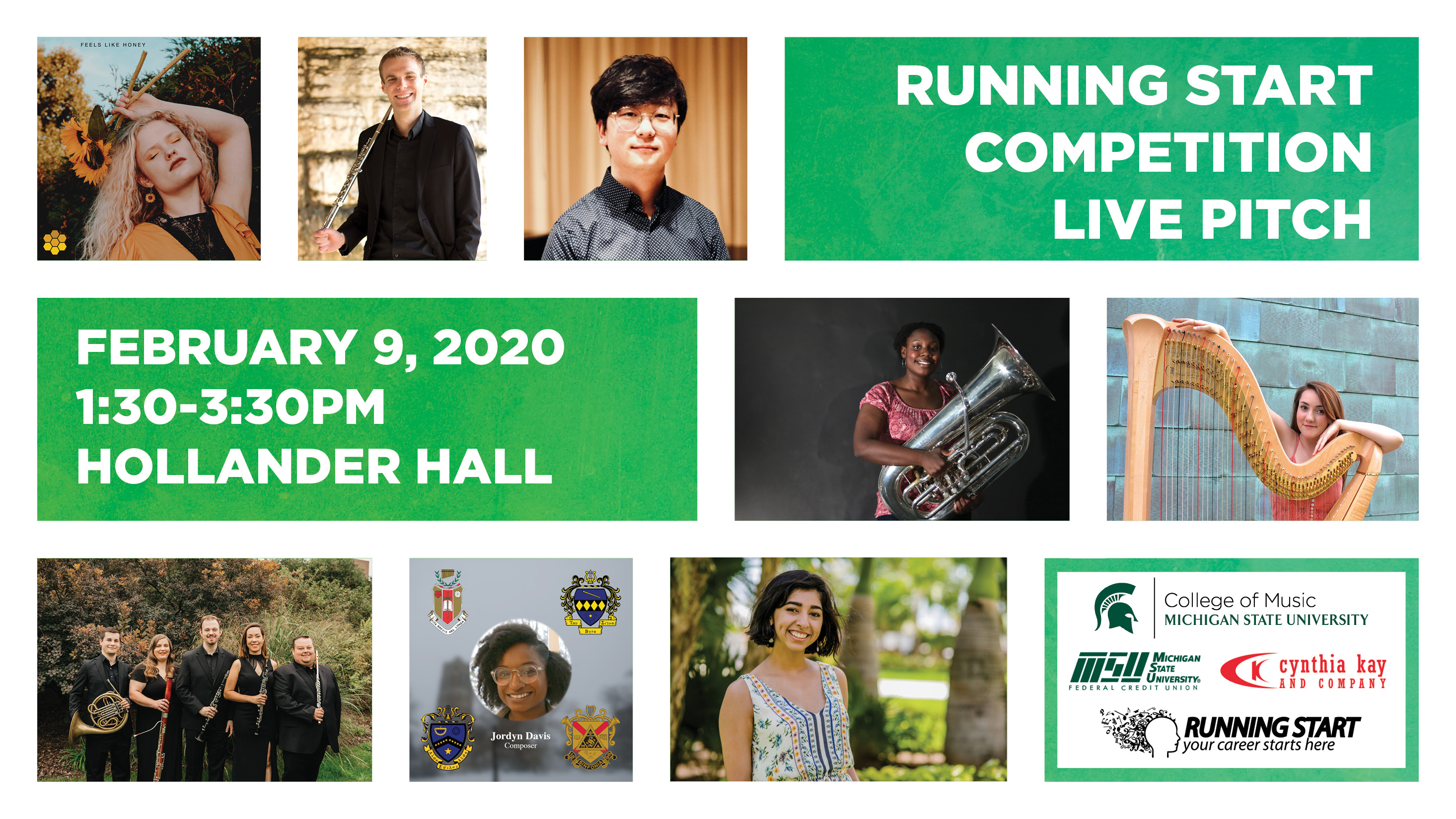 Running Start Competition, February 2020 image