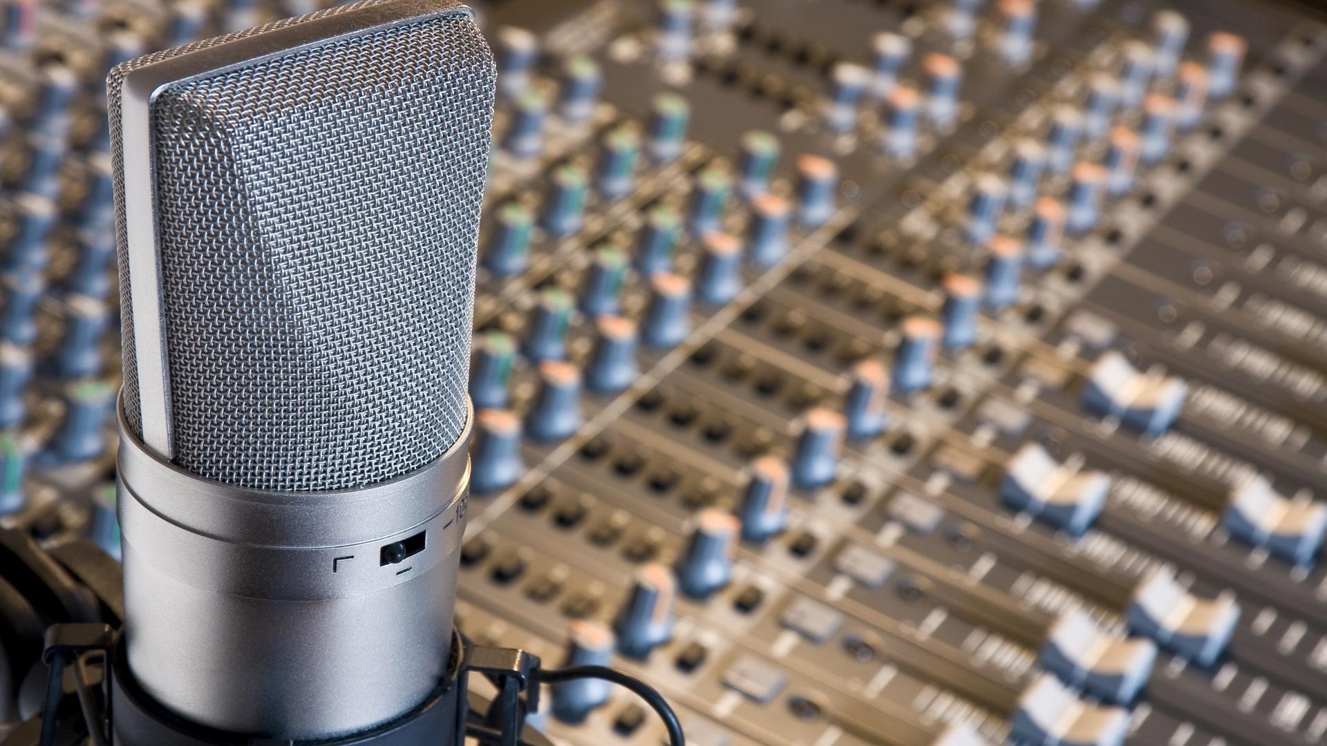 Recording Equipment image