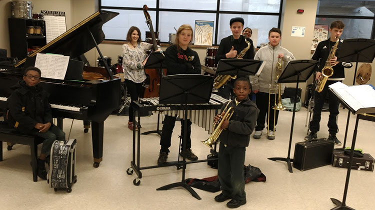 Photo of Spartan Youth Jazz Orchestra