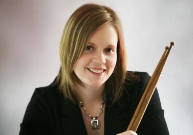 Gwendolyn Burgett, marimba